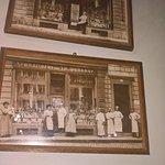 2 Bilder der Geschichte des Café Schober