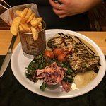 Chargrilled Chicken at the Gatehouse Steakhouse!
