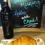Earlybird 930am tasting and tour with croissants!