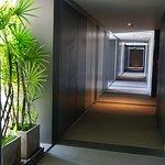 Open air corridors