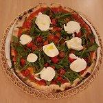 Nuestra solo pizza.