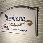 Ambrosia Thai Fusion Cuisine