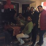 I enjoyed New year party with my friends at Club Mahindra, Naukuchiatal and it was a wonderful e