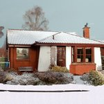 Cairngorm Highland Bungalows, Coire Cas. Perfect for winter sports enthusiasts.