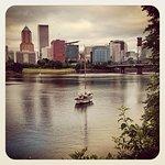 Near Portland Riverfront Trail