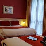 Hotel les Cigales Foto