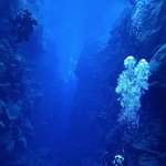 Scuba Iceland Foto