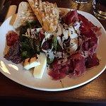 Good antipasto plate
