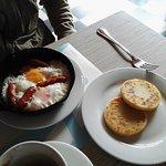 Desayuno con Chorizo