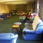 The Indoor Toddler Playbarn