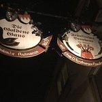 Goldene Gans - Fränkischer Biergarten
