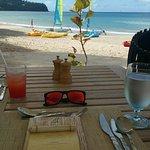 Malabar Beach Club restaurant (our favorite)