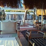 Green Beach Restaurant Foto