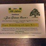 Zum Grünen Baum