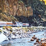 Royal Gorge Route Railroad Foto
