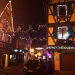 Obernai - illuminations de Noël