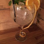Copperhead Gin and tonic