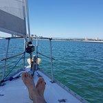Cruising the estuary