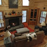 Deer Lodge Living Room