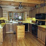 Deer Lodge Kitchen