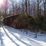 Photo de Cabins at Seven Foxes