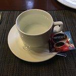 Cafe instantaneous en un hotel 4 estrellas???