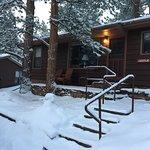 Castle Mountain Lodge Foto