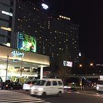 Hotel image from Shinagawa station