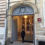 Hotel Restaurant Le Prieure Foto