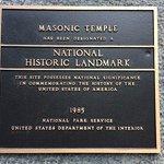 It is a National Historic Landmark