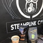 Steampunk Coffee