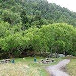Rere Rock Slide Site