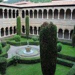 Monasterio de Ripoll. Claustro