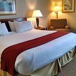 Holiday Inn Express Woonsocket Foto