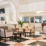 Lobby at Unipark Hotel