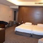 chambre deluxe avec lits jumeaux