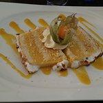 dessert passion et coco, un délice!