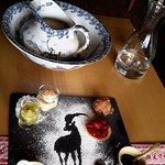 Café gourmand. Trop bon!!!