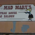 Old Signage of Mary !