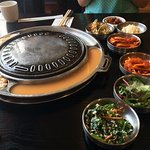 the usual korean thingy...