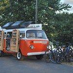 Nuestra agencia de turismo y cafetería está ubicada en la costanera de Panguipulli