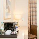 Standard Zimmer inkl. Tassimo Kaffeemaschine