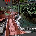 Ven a vivir y disfrutar tus vacaciones en este paraíso Termal junto a Tierra Chakí !