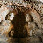 une niche aux Buddhas