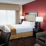 Holiday Inn Express Anchorage Foto