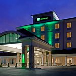 Colorado Springs Airport Hotel Front Entrance