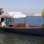 Gondola Rides in Newport Harbor