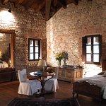 Camera da letto - Castello Canussio - Cividale del Friuli