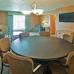 Extended stay accommodations at Holiday Inn Hotel & Suites