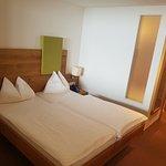 moderne, saubere Zimmer
